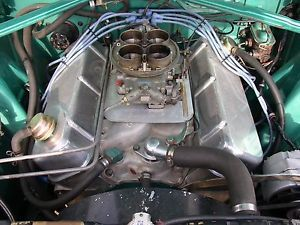 454 Chevy Serious Drag Race Engine