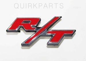 2013 Dodge RAM 1500 RT R T Front Grille Emblem Decal Mopar Genuine Brand New