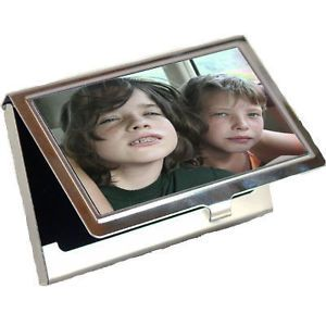 Custom Personalized Photo Business Card Holder