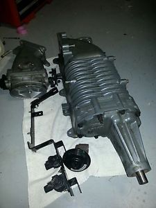 03 04 Ford Mustang Cobra SVT DOHC 4V Eaton M112 supercharger Accessories