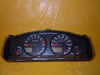 07 Frontier Speedometer Instrument Cluster Dash Panel 75 732