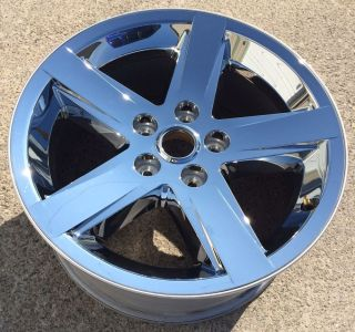 20 inch 2009 2010 2011 2012 2013 Dodge RAM 1500 Chrome Clad Wheel Rim 2364
