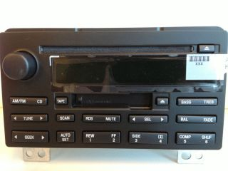 Ford Expedition CD Player Radio Stereo 2003 2004 3L1T 18C868 AA