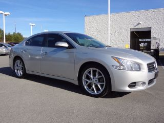 We Finance 2009 Nissan Maxima 3 5 SV Leather Interior Heated Seats Clean Carfax