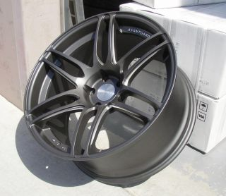 "20"" Staggered Avant Garde M368 4 Wheels Nissan 350Z Infiniti G35 Coupe 20"" Rims"