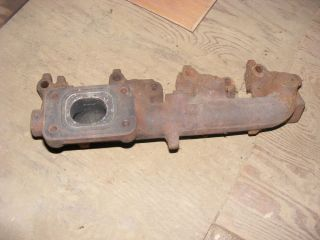 Ford Mustang 2 3 SVO Turbo Exhaust Manifold Original