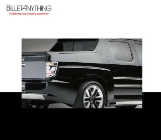 Honda Ridgeline Chrome Tail Light Trim