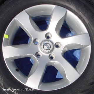 Nissan Altima Wheels and Snow Tires