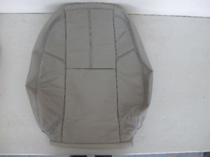 07 08 09 Silverado Truck Tahoe Leather Seat Cover