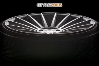 "20"" New Stance BMW 3 Series Wheels Camaro Wheels and Tires Concaved Staggerd"