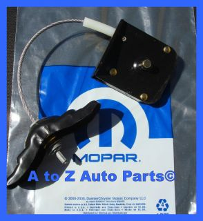 New 2003 2008 Dodge RAM 1500 3500 Rear Spare Tire Winch OEM Mopar