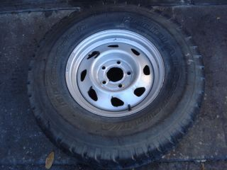 31x10 5x15 BFGoodrich All Terrain T A Tire Rim Chevy S10 Truck Blazer Wheel ZR2