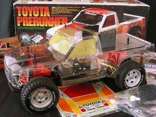 Tamiya 58136 Toyota Prerunner 4x4 Racing Truck Kit New