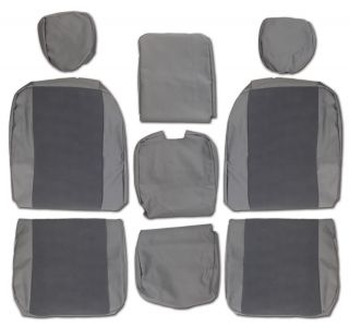 Dodge RAM 1500 2500 3500 4500 5500 Custom Fit Front Seat Covers 2013 2014