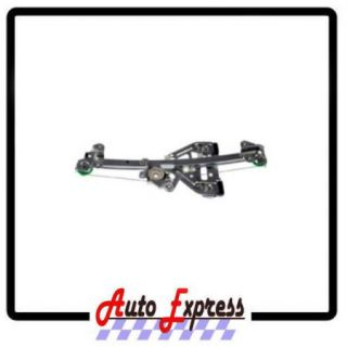 03 07 Cadillac cts Rear Left Power Window Regulator Wo Motor