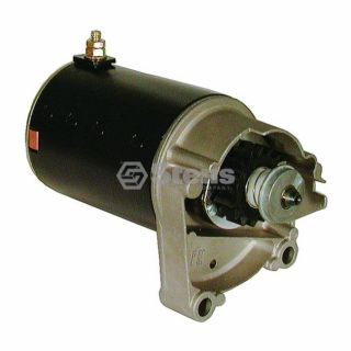 435 307 Mega Fire Electric Starter Briggs Stratton 497596 435307
