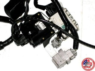 Engine Wiring Harness w Coil JDM 4AGE 20 Valve Silver Top Corolla Levin AE101