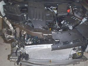 Engine 2012 Chevy Equinox GMC Terrain 2 4L 4CYL Motor Cali Emissions Option NU6