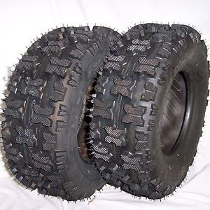 2 16x6 50 8 Kenda Polar Trac Tires for Snow Blowers Throwers Tillers Go Karts