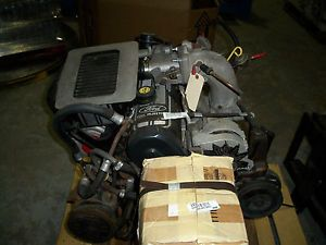 2 3 Liter 4 Cyl Ford Mustang SVO Complete Engine Replacement