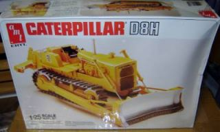 AMT Ertl Bulldozer Construction Heavy Equipment 6670 Caterpillar D8H SEALED