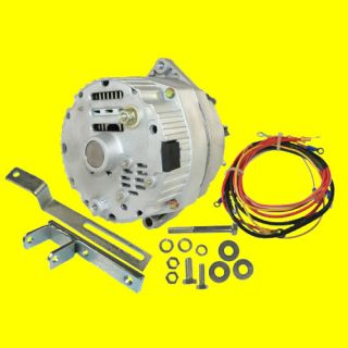 New Ford Late NAA Tractor Alternator Generator Conversion Kit