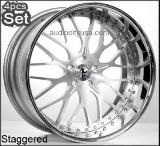 20inch AC Forged for BMW Wheels Custom Multi 3Piece Rims Made in USA