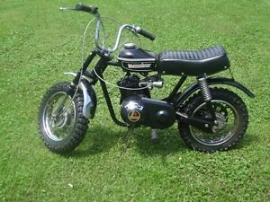 Rupp Black Widow Minibike Runs Great Many New Parts Will SHIP Vintage