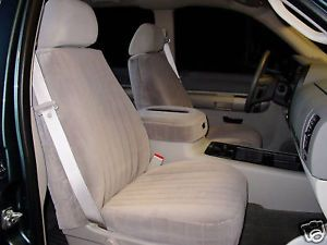 Chevy Silverado Pickup Truck Custom Fit Seat Covers