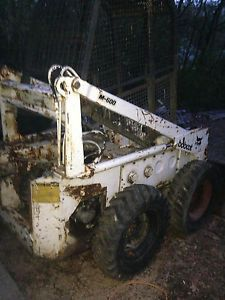 Bobcat Skid Steer Rebuilt Motor New Starter Drive Clutches