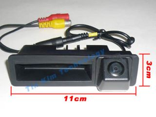 Car Parking Backup Rear View Reverse Camera Handle for Audi A4 A6 A8