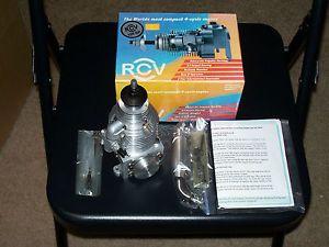 RCV 120 SP Rotary 4 Cycle R C Model Airplane Engine 1 20 New in Box