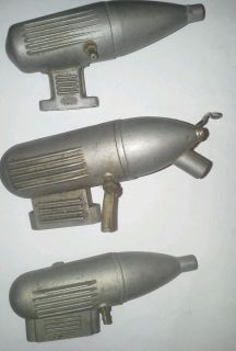 O s Lot 3 Model Airplane Engine Mufflers Used 762 and 2 Others