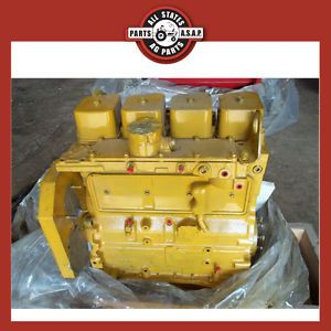 Re Manned 3 9L Cummins Engine for Case 1840 Skid Loader Includes 750 Core Charge