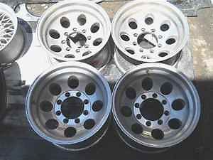 Aftermarket 16 x 10 Alloy Wheel Rims for F250 8 Lug LKQ
