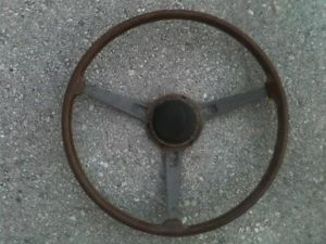 Dodge Challenger Steering Wheel