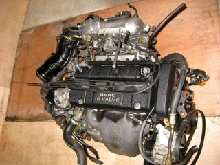 92 96 Honda Prelude Engine JDM H23A3 DOHC 2 3L Motor w M47A Auto Transmission