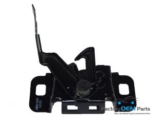 Chevrolet Equinox GMC Terrain Hood Lock Latch Assembly Without Remote Start