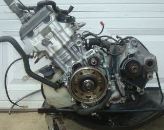 2000 CBR 929 RR 929RR Parts Engine Motor Transmission Honda CBR929 CBR929RR 01