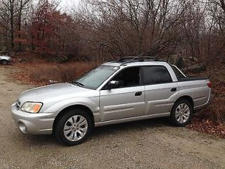 2004 Subaru Baja Sport 4 Door Plus Pickup Awesome All Wheel Drive Sunroof