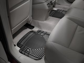 Weathertech® All Weather Floor Mats 2004 2008 Acura TL Black