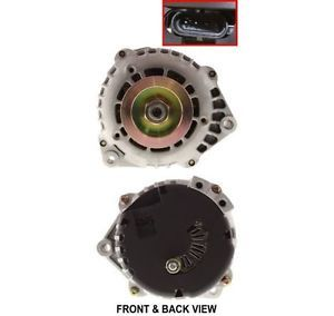 New Alternator S10 Pickup Chevy 100 Amp w Pulley Chevrolet s 10 GMC Sonoma