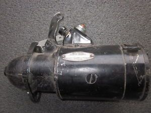 1940 1941 1946 Chevy Pickup Truck Fresh Rebuilt Starter Motor for 216 Engine 6V