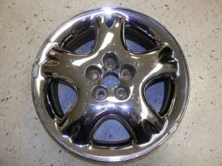 "Chrysler PT Cruiser 16x6"" Chrome Factory Original Wheel Rim 2160 36870"