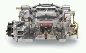 Edelbrock 1406 600 Performer Carb Electric Choke Carburetor Carb Chevy Ford Dodg