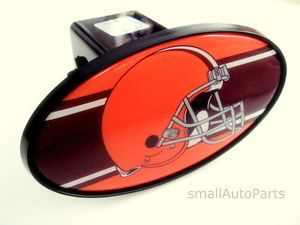 "Cleveland Browns NFL Tow Hitch Cover Car Truck SUV Trailer 2"" Receiver Plug Cap"