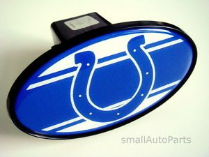 "Indianapolis Colts NFL Tow Hitch Cover Car Truck SUV Trailer 2"" Receiver Plug"