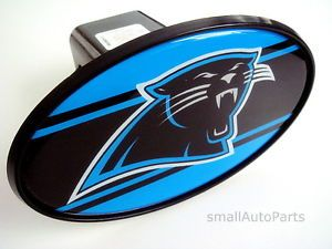 "Carolina Panthers NFL Tow Hitch Cover Car Truck SUV Trailer 2"" Receiver Plug Cap"
