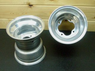 ITP T 9 Pro Wheels 2 Yamaha Banshee Raptor YFZ450 Warrior 57 8331