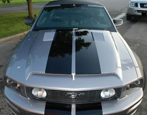 2005 2009 Ford Mustang GT500 Venom KR Trufiber RAM Air Body Kit Hood